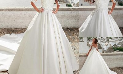 The jewel bridal gowns