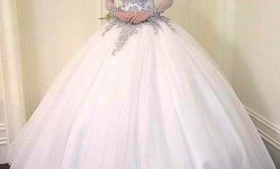 Best the ball wedding gown