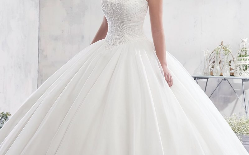 The Ball Wedding Gown
