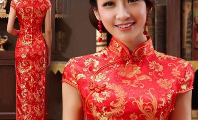 New traditional chinese wedding dress